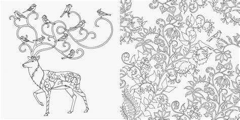 coloring pages for adults enchanted surlalune fairy tales blog art thursday enchanted forest