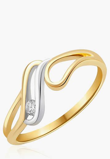 buy sparkles sparkles 18 karat gold ring for