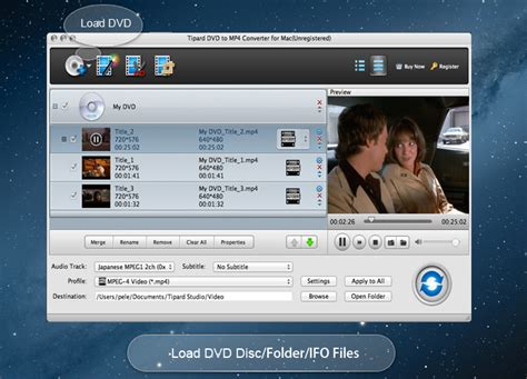 converter dvd to mp4 download free tipard dvd to mp4 converter for mac by