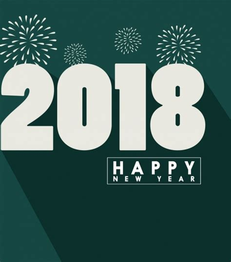 new year 2018 number fireworks happy new year 2018 2 inspiring quotes and