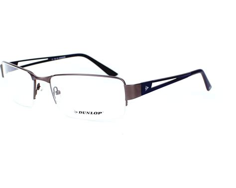 best deals dunlop eyeglasses d137 1 62 matt gun matt blue