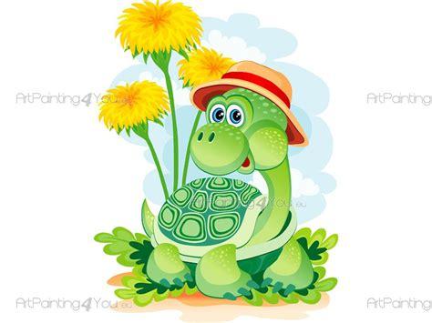 imagenes infantiles tortugas vinilos infantiles tortuga 1029es