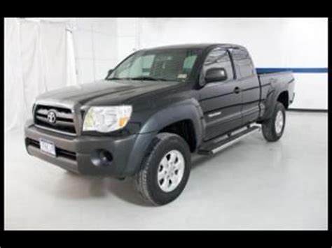 06 Toyota Tacoma Buy Used 06 Toyota Tacoma Prerunner 5 Speed Manual Cloth