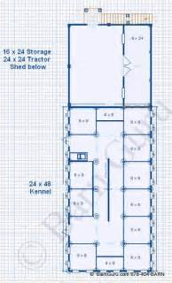Kennel Floor Plans Boarding Kennel Building Plans Quotes