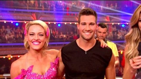peta murgatroyd and james maslow heat up dance floor at dwts couples who hooked up after the competition was over