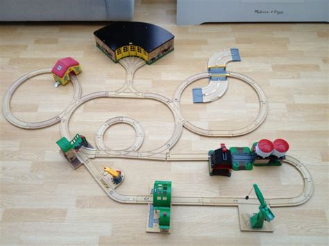 brio track designer once out of the brio grand roundhouse trains are heading