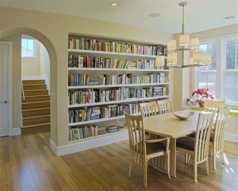 Small Dining Room Library Small Tight Dining Library Combo Dining Rooms