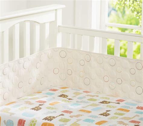 Organic Nursery Bedding Sets Organic Safari Animals Baby Bedding Set Pottery Barn