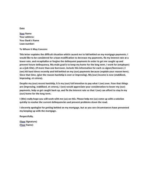 Letter For Loan To Family Member Exles Of Hardship Letters From Family Member For