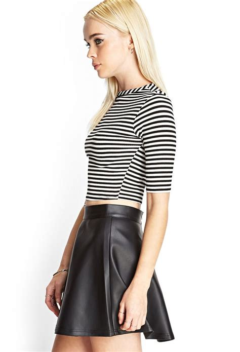 Gwen At War With Forever21 by 17 Best Images About Touch On Striped Crop Top