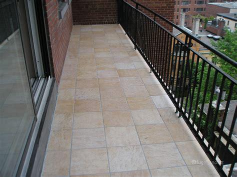 fliesen balkon condominium project c 233 ramiques hugo inc