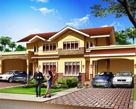 house model design in the philippines duplex house design in the philippines