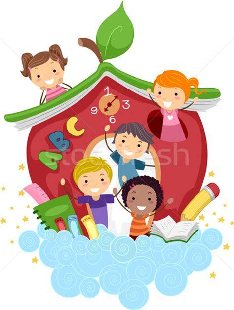 libro baby kids educacin infantil apple vector illustration 169 lenm 1170115 stockfresh