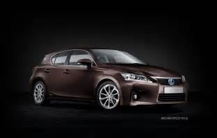 Lexus Color Lexus Ct 200h Color Options Lexus Enthusiast
