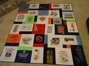 T Shirts To Quilts by T Shirt Quilt Wandalandquilts