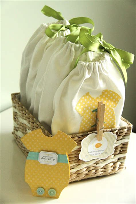 diy baby shower gift ideas