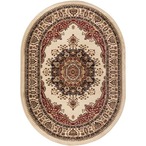 6 x 9 area rug tayse rugs sensation beige 6 ft 7 in x 9 ft 6 in traditional area rug price tracking