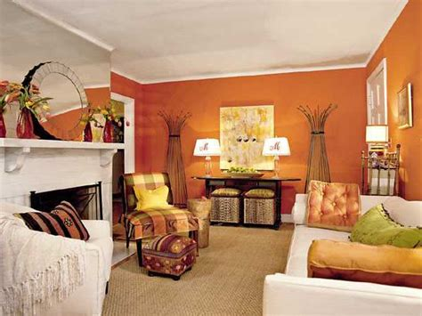 Colour Design For Living Room by Fall Decorating Ideas Softening Rich Hues In Modern