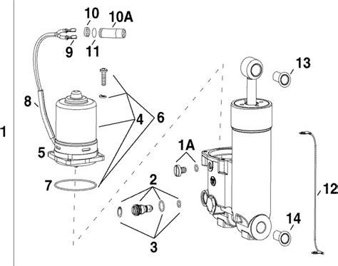 85 hp yamaha power trim wiring diagram get free image
