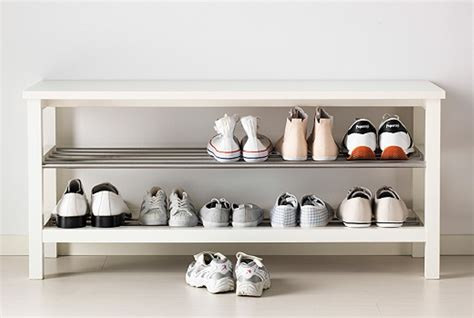 shoe storage solutions ikea shoe storage ikea ottoman