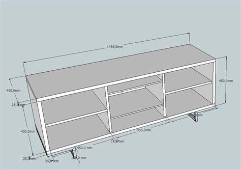 tv meubel maken tekening tv meubel maken tekening ba79 belbin info