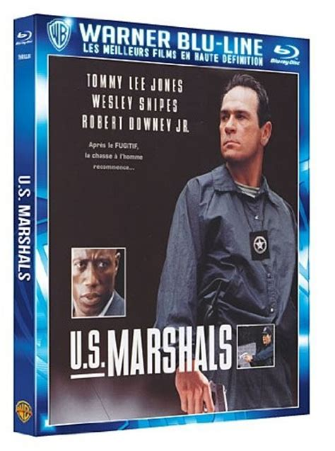blu film us us marshals en dvd blu ray