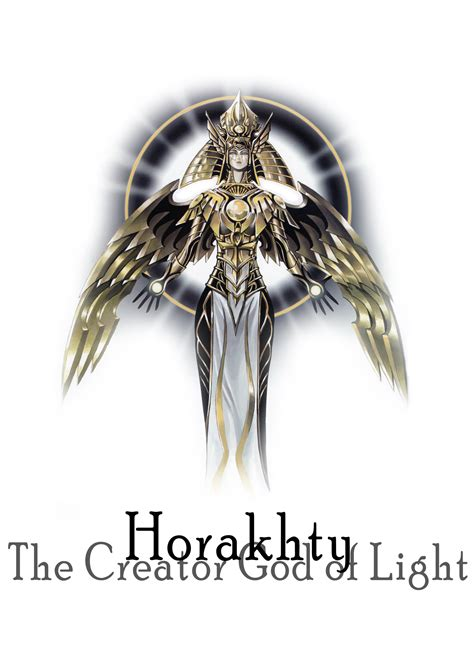 horakhty the creator god of light 2480x3508 by xcapo on