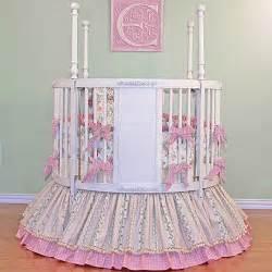 stephanie anne round baby bedding and nursery necessities in interior design guide all baby