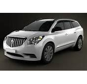 2014 Buick Enclave Suv Car Pictures