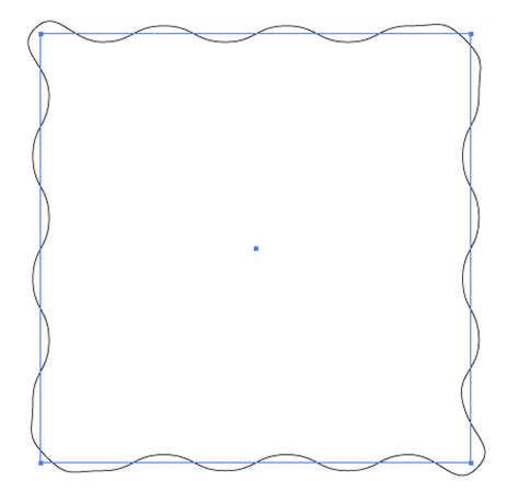 adobe illustrator create border pattern adobe illustrator rounded rectangle with zigzag border