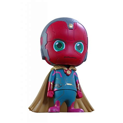 Toys Cosbaby Vision Civil War Ori toys marvel age of ultron series 2 vision
