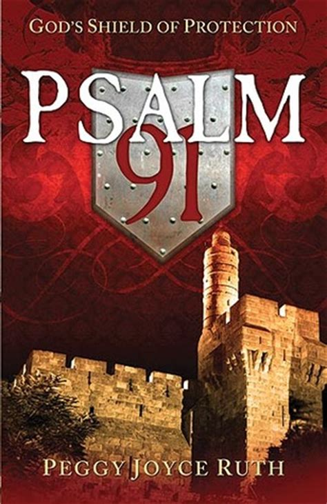 psalm 91 god s umbrella of protection books psalm 91 god s shield of protection by peggy joyce ruth