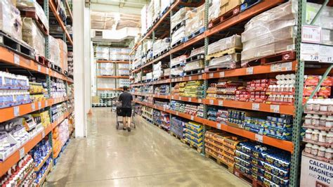 costco warehouse shopping 11 things you shouldn t buy in bulk