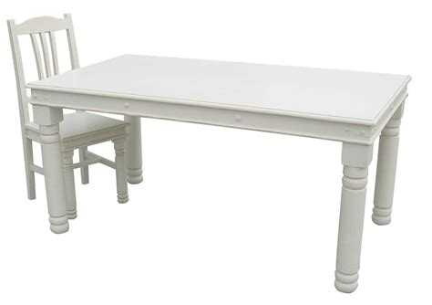 dining table dining table painted white