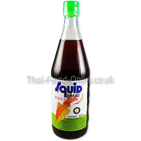 fish sauce from your authentic thai supermarket