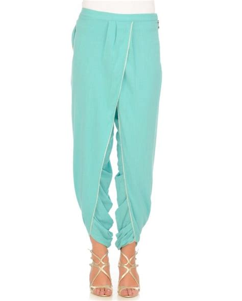 new jeans pattern in india dhoti pants indian couture pinterest