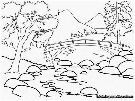 easy nature coloring page gardening coloring pages for kids