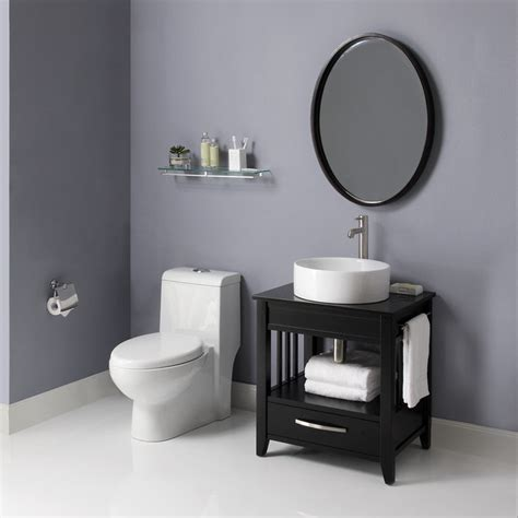 Vanities For Small Bathrooms Small Bathroom Vanities Traditional Bathroom Vanities And Sink Consoles Los Angeles By