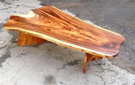 free form monkey pod coffee table yelp
