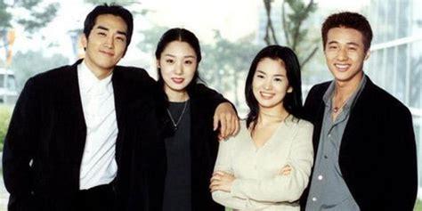 judul film sedih korea song hye gyo hiks ini drama korea paling menguras air
