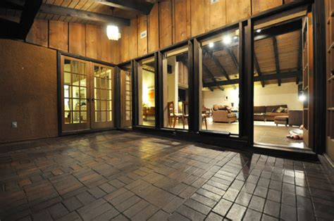 Brick Pavers For Interior Floors by Playroom Interior With Brick Paver Floor