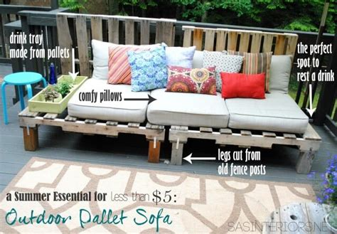 diy pallet couch cushions diy pallet wood outdoor sofa 99 pallets