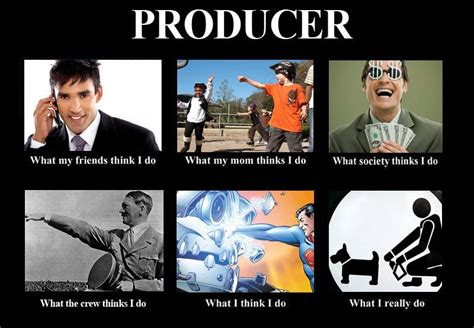Producer Memes - what does a producer do the various producer jobs in film