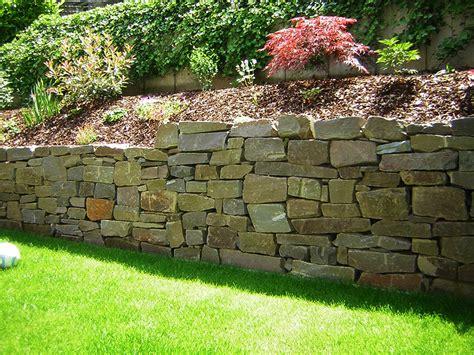 natursteinmauer garten dienstleistungen garten und landschaftsbau k j leven