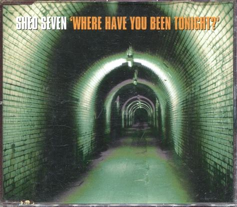 Shed Seven Discography by Shed Seven Where You Been Tonight Records Lps Vinyl