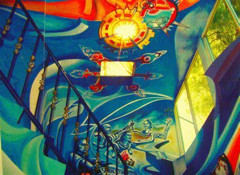 imagenes de fundamentos visuales encuentros de arte muralismo y docencia en la universidad