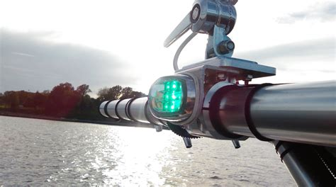 spreader lights for t top l e d navigation anchor and spreader lights added to t