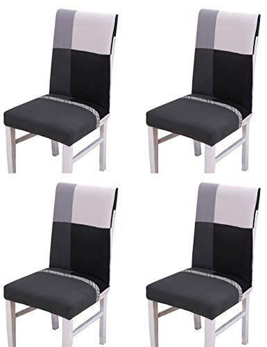 Housse De Chaise Moderne by Housse De Chaise Pour Chaises De Salle 224 Manger 4 Pi 232 Ces