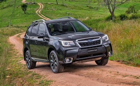 subaru forester xt 2016 2016 subaru forester now on sale in australia from 29 990