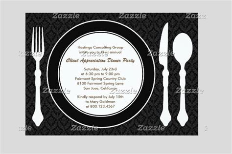 corporate dinner invitation template 17 corporate invitation templates free premium design